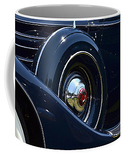 Coffee Mug featuring the photograph Packard - 1 by Dean Ferreira