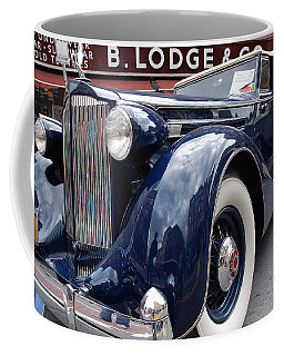 Packard 1207 Convertible 1935 Coffee Mug by John Schneider