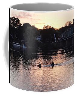 Paddling For Home Coffee Mug