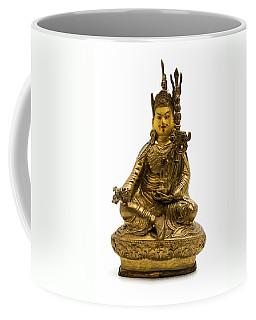 Padmasambhava Coffee Mug by Fabrizio Troiani