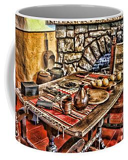 Padre's Table By Diana Sainz Coffee Mug
