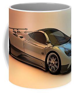 Pagani Zonda F Coffee Mug