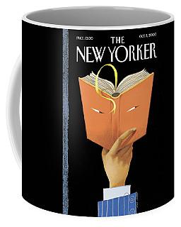 Page-turner Coffee Mug