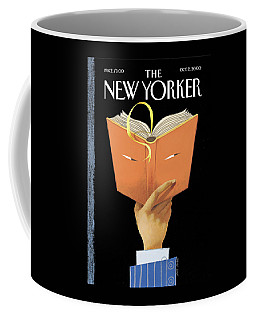 Page-turner Coffee Mug