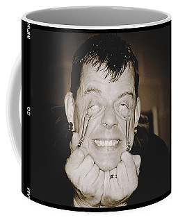 Coffee Mug featuring the photograph Painful by Alice Gipson