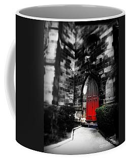 Paint It Black Coffee Mug