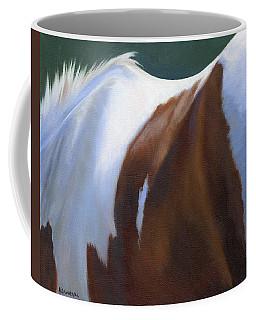 Paint Landscape Coffee Mug by Alecia Underhill