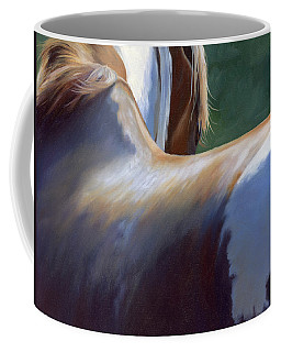 Paint Landscape II Coffee Mug by Alecia Underhill