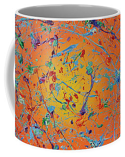 Paint Number Thirty Seven Coffee Mug