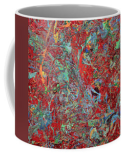 Paint Number Twenty Five Coffee Mug