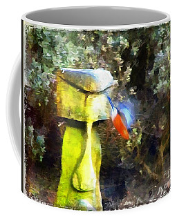 Painted Bullfinch S3 Coffee Mug