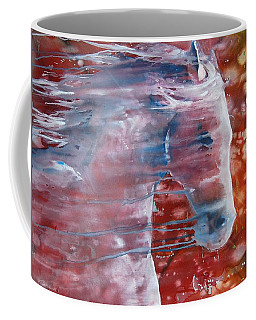 Painted By The Wind Coffee Mug