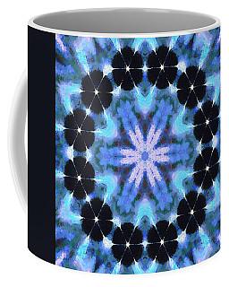 Painted Cymatics 108.00hz Coffee Mug