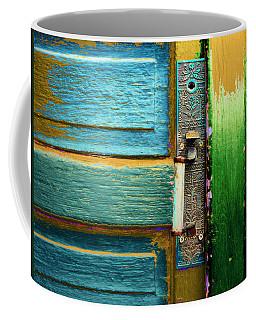 Painted Doors Coffee Mug