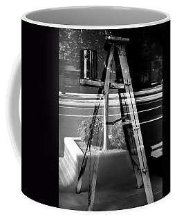 Painted Illusions - Abstract Coffee Mug by Steven Milner