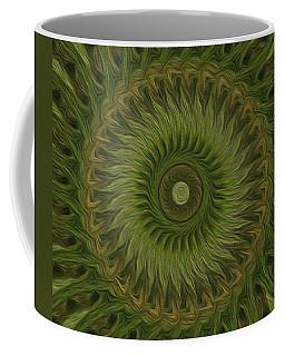 Painted Kaleidoscope 10 Coffee Mug