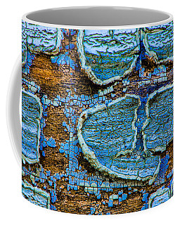 Painted Lovers Coffee Mug
