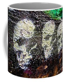 Painted Skulls Coffee Mug