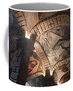 Painted Vaults Coffee Mug by Lynn Palmer