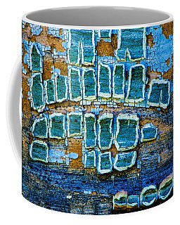 Painted Windows Number 1 Coffee Mug