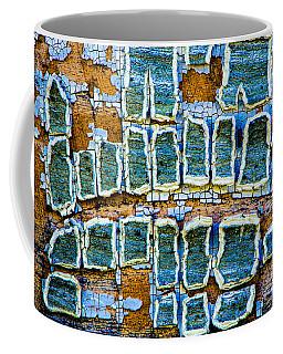 Painted Windows Number 2 Coffee Mug
