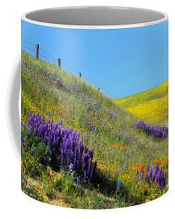 Painted With Wildflowers Coffee Mug