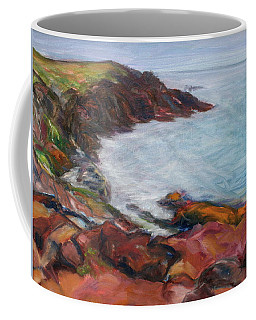 Painterly - Bold Seascape Coffee Mug
