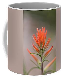 Painterly Paintbrush Coffee Mug