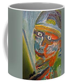 Painting Myself Coffee Mug