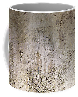 Painting West Wall Tomb Of Ramose T55 - Stock Image - Fine Art Print - Ancient Egypt Coffee Mug