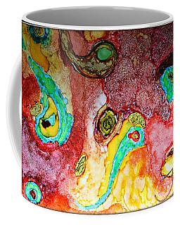 Paisley Whispers.. Coffee Mug