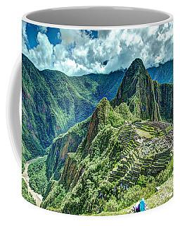 Palace In The Sky Coffee Mug