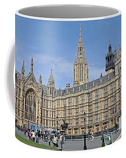 Palace Of Westminster Coffee Mug