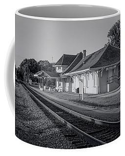 Palatka Train Station Coffee Mug by Lynn Palmer