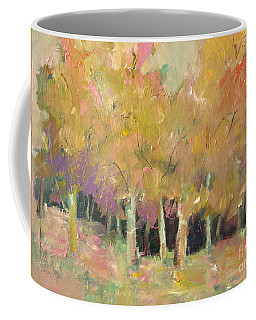 Pale Forest Coffee Mug