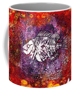 Paleo Fish Coffee Mug