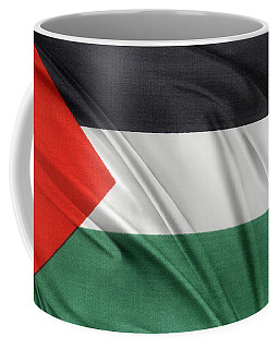 Palestine Flag Coffee Mug