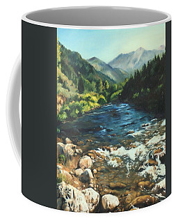 Palisades Creek  Coffee Mug