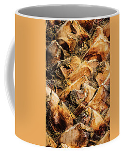 Palm Bark Coffee Mug