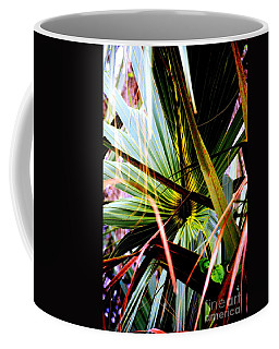 Palm Through The Fronds Coffee Mug