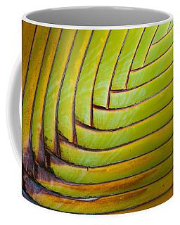 Palm Tree Leafs Coffee Mug