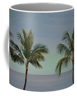 Palm Tree Paradise Coffee Mug