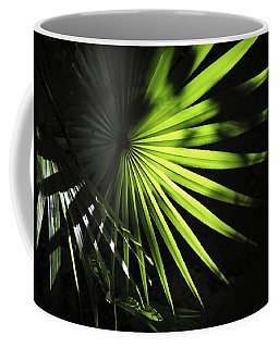 Palmetto And Rays Coffee Mug