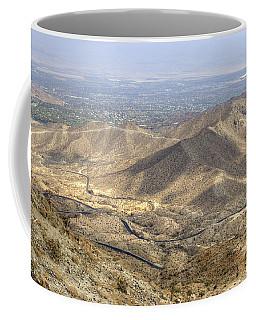 Palms To Pines Coffee Mug