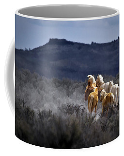 Palomino Buttes Band Coffee Mug