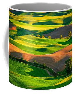 Palouse Fields - June Coffee Mug