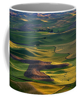 Palouse Shadows Coffee Mug