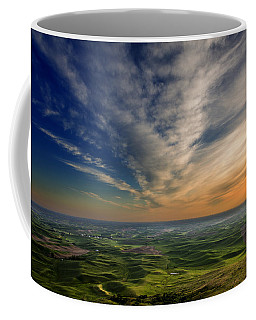 Palouse Sunset Coffee Mug
