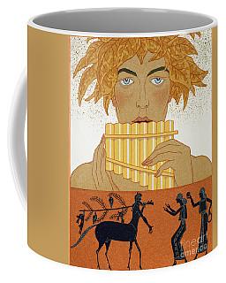 Pan Piper Coffee Mug