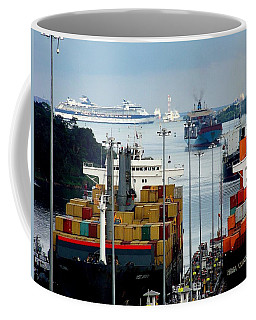 Panama Express Coffee Mug